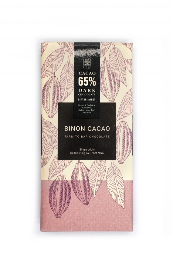 Farm To Bar Chocolate Đen 65%