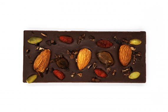 FARM TO BAR CHOCOLATE HẠT 65% 50gr