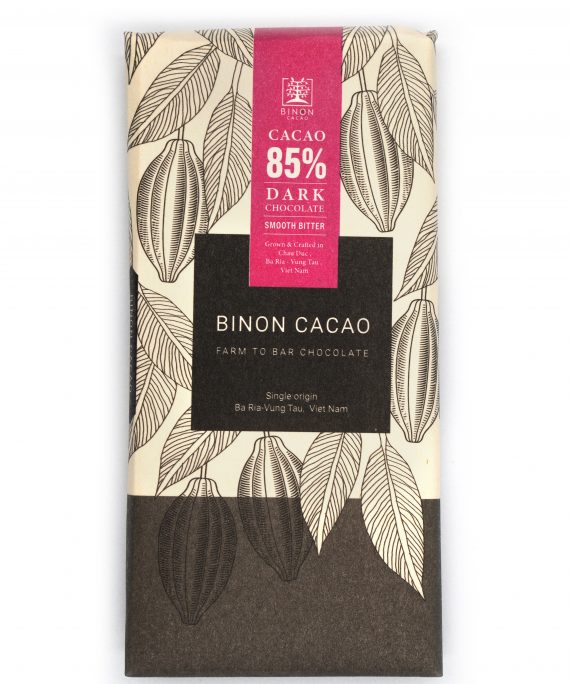 Farm To Bar Chocolate Đen 85%