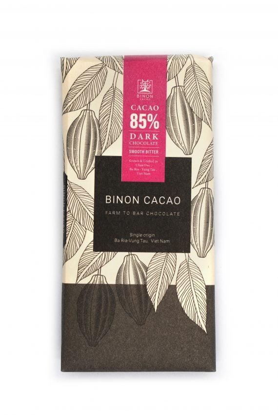 Farm To Bar Chocolate Đen 85%