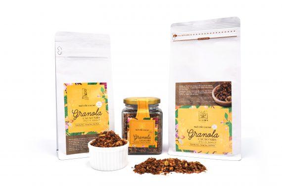 Ngũ Cốc Cacao Hạt Binon