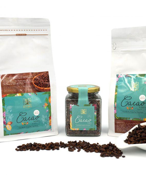 Nhân Cacao Rang Binon