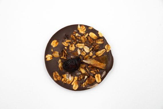La Terre Ferme Chocolate Ngũ Cốc 65%